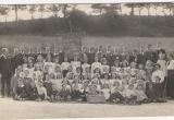 Chillerton school group circa 1913