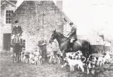 Hunt at Cridmore, Harold Kennet, huntsman