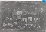 Chillerton football team from between 1912 and 1920