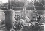 Chillerton waterworks 1910, supplying to Shanklin