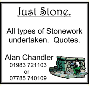 Logo 4 just stone alan chandler