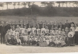 Chillerton school group circa 1913