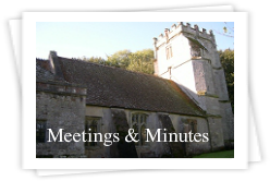 minutes and meetings
